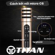 Mic-Karaoke-LiveStream-C6-